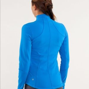 Lululemon Forme Jacket Beaming Blue